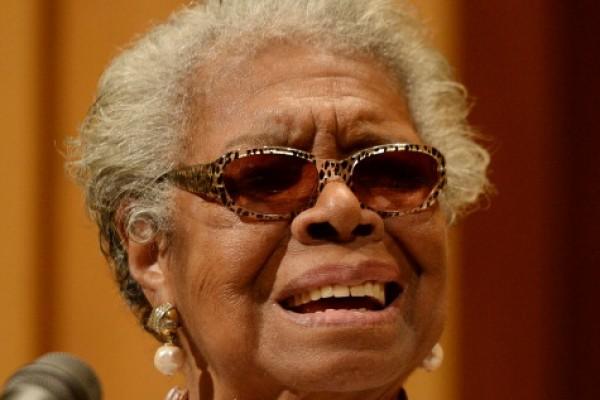 Maya Angelou dating Speed dating te bar