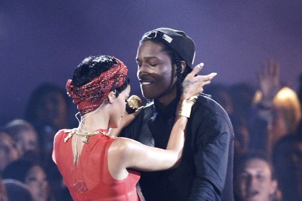 is ASAP Rocky dating Rihanna